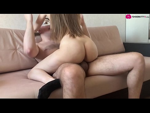 Lustful Couple Sensual Sex and Cum in Mouth in Pose 69
