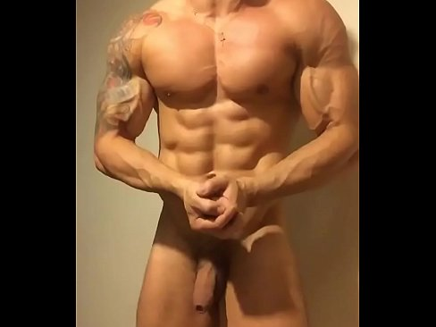Dicks big guys with abs and Hunk Gets