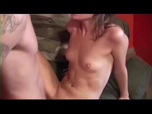 Clip sex Sexy girl in lingerie is waiting for her lover to open the rosette ....