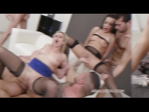 Master of Squirt Daphne Klyde & Brittany Bardot 4on2 Balls Deep Anal, DAP, ButtRose, Squirt Drink and Creampie Swallow GIO1655