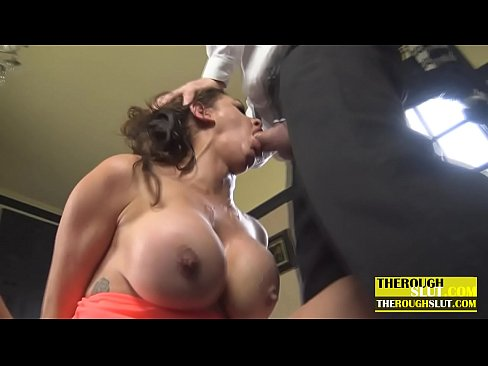 another busty mother tired of her life wants to try extreme sex