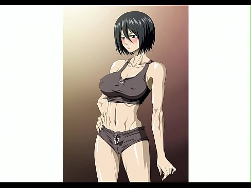 You mikasa nude girl consider, that