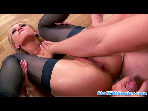 Street first time office anal