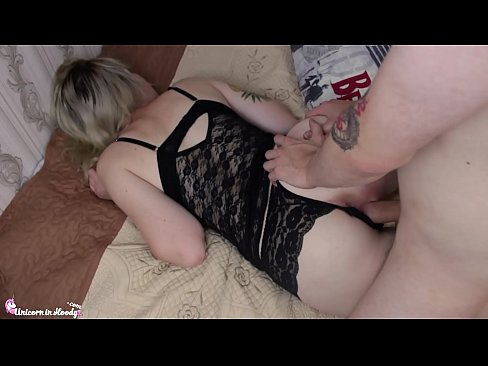 Passionate Fucking with Neighbor - Homemade