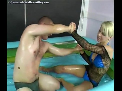 oil wrestling nude free Mixed