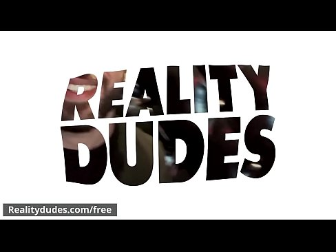 (Brad Powers, Tripp Townsend) - Dudes In Public 18 - Bistro Terrace - Trailer preview - Reality Dudes