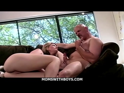 MomsWithBoys - Wife Gets Anal Fucked Losing A Husband's Bet