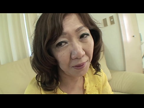 horny japanese mature amateur - creampie hairy pussy