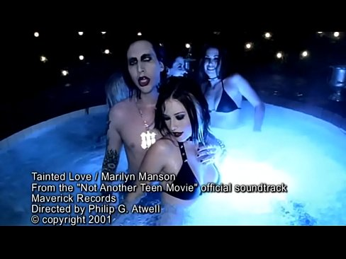 from Steven marilyn manson tranny