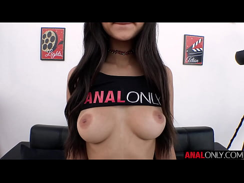ANAL ONLY Eliza Ibarra's anal playground