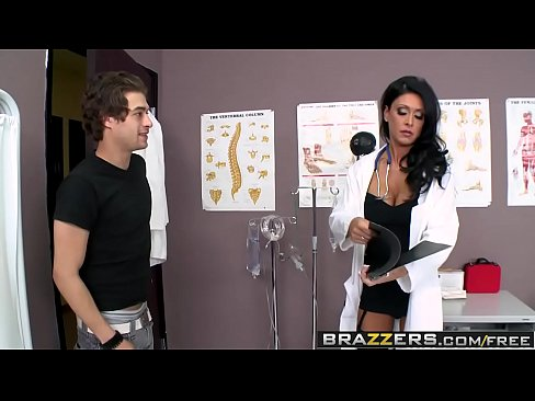 Brazzers - Doctor Adventures - Take Up Thy Stethoscope And Fuck scene starring Jessica Jaymes and Xa