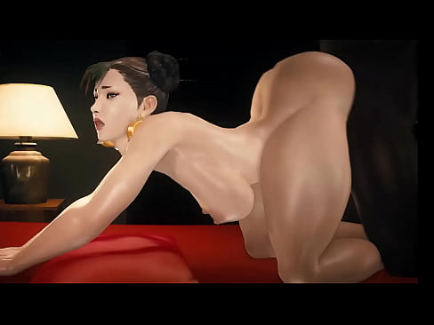 Street Fighter Chun-li Gets Pounded Hard From Behind (HentaiSpark.com)
