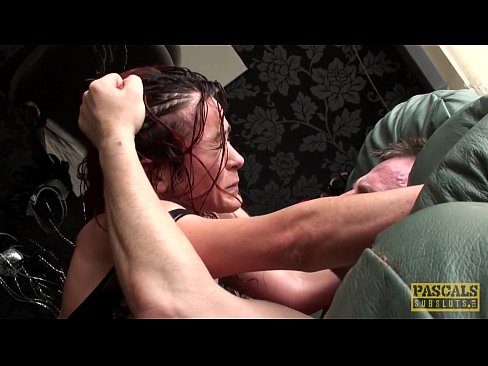 Squirting uk sub assfucked roughly by maledom - 1 part 1