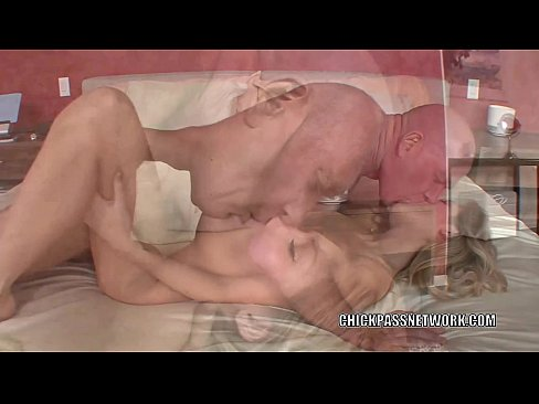 Emily Kae gets pounded with some old dick