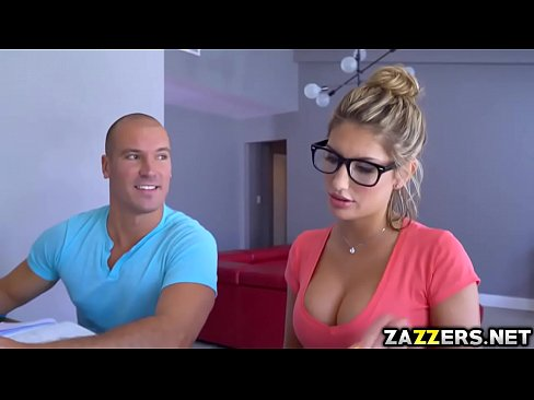 Hot and sexy, big titted August  Ames