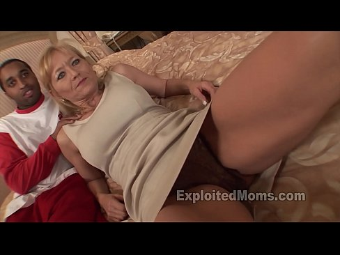 Horny Milf Fucks 3 BBC in Interracial Mature Movie