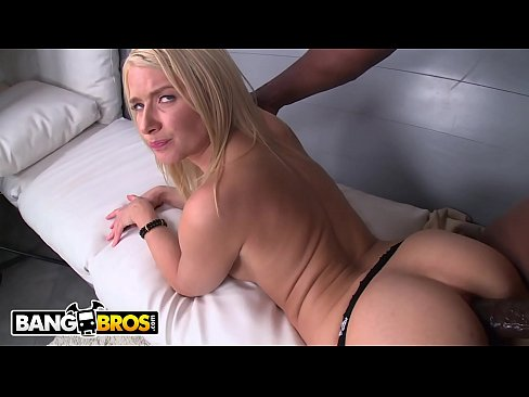 BANGBROS - PAWG Annika Albrie's White Ass Fucked By Big Black Cock
