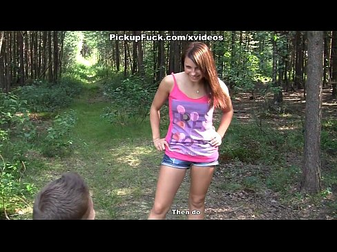 cover video Two Girls Fuck  A Guy In The Woods ods