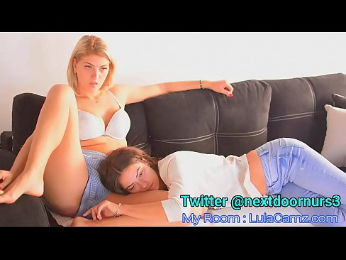 two beautiful lesbians licking eachother lulacum69 chaturbate part.2