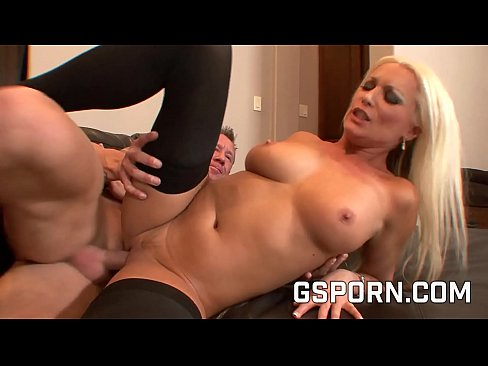 Sexy milf Diana Doll fucked hard by a rough cock