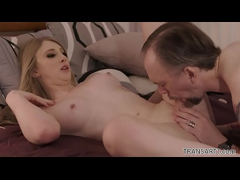Beautiful Tranny Janelle Fennec Plowed in her arse
