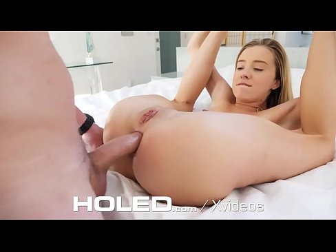 Holed small breasted haley reed toying asshole before anal 9