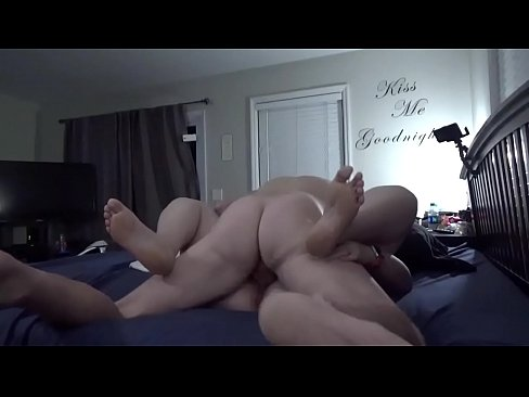 Bbw wife fucked and creampied