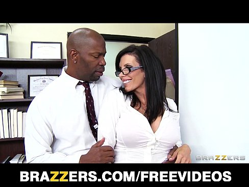 Big-tit lawyer Shay Sights daydreams about fucking her boss