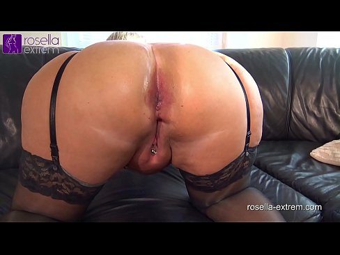 Clip sex Submissive slut hard Ass fucked by a brutal men horde, including extreme filling with sperm and piss!
