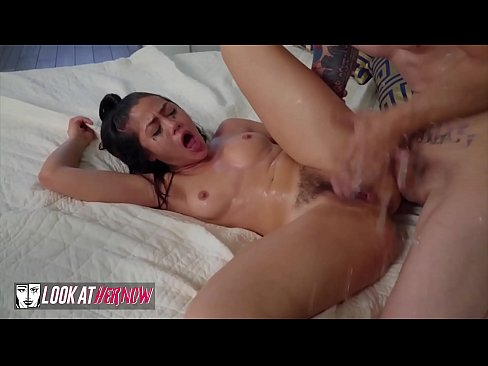 Wild Asian (Kendra Spade) Fucks A Big Cock And Squirts All Over - Look At Her Now