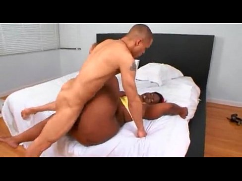 Fat Black Ass White Dick