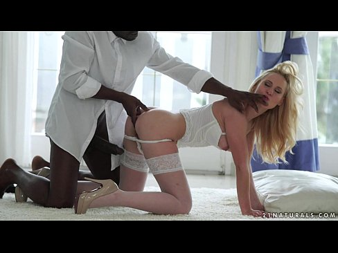 Interracial Anal Fuck With Helena Valentine