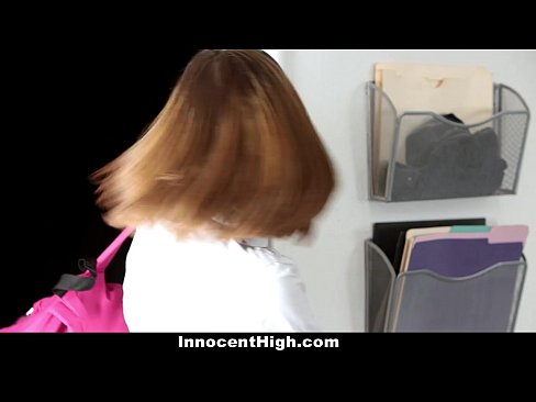 InnocentHigh – Naughty New Student Gets Banged