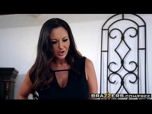 Brazzers – Mommy Got Boobs – Stay Away From My Daughter scene starring Ava Addams and Keiran Lee