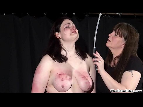 That interfere, painful lesbian domination for