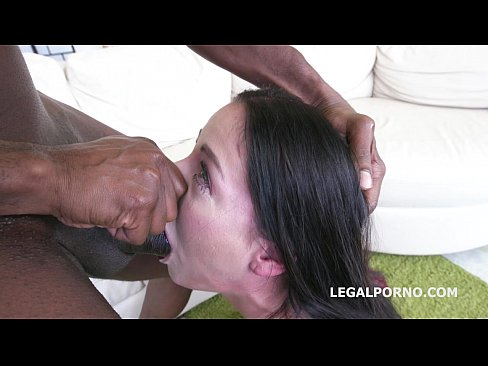 Blackbuster With Evelina Dellai. Real Anal Training From Tight To Wide, Rough Oral Sex And Swallow.