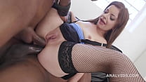 Dap and Fist, Mary Jane, 2on1, BBC, Anal Fisting, DAP, Wrecked Ass, Squirt Drink, Creampie Swallow, Cum in Mouth GL559