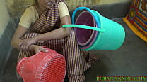 sir fuck me I am only selling buckets | hindi dirty talks | INDIAN XXX REAL