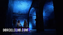 Foursome With Claire Castel In A Swinger Club