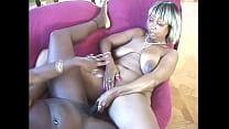 Dykeland #2 - Licking black pussy is like sipping sweet nectar from the goddess