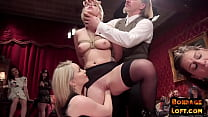 Bondage Sluts Assfucked And Fisted In This Kink