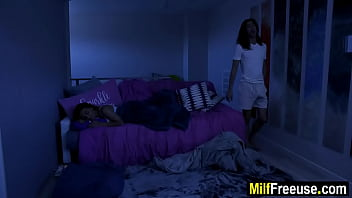 Milf mother and daughter freeused by sleepwalking stepson 8 min