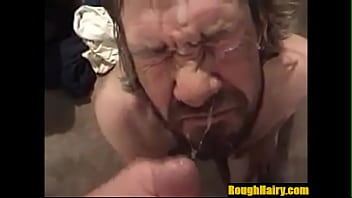 """Mature White Trash men taking a gay load to the face- RoughHairy.com <span class=""""duration"""">10 min</span>"""