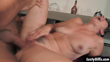 HORNY GILF Sissy needs to balance her chakras and there is no better way to balace it than to have a BIG COCK pounding her sweet mature PUSSY