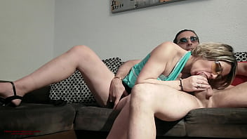 Totally disturbed Step Mom plays a trick Her Step Son - Hairy Milf Mature Comes education sex