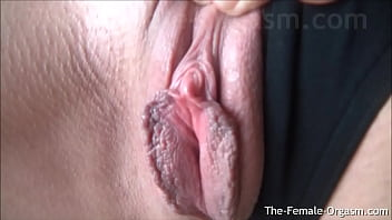 Mature With Saggy Tits Masturbates To Intense Wet Pussy Pulsing and Clit Throbbing Orgasm