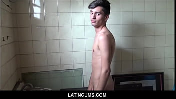 Amateur Latino Boy Fucked In Old Building For Favor For Master POV