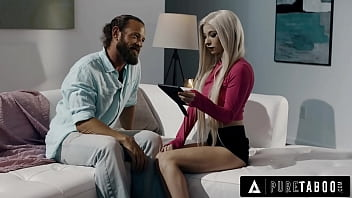PURE TABOO Husband Tries To Replace His Wife With Kinky Blonde Doppelganger Kenzie Reeves