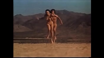 Annette Haven Dreams that She's Running Naked in a Desert and Gets Fucked by a Big Stud