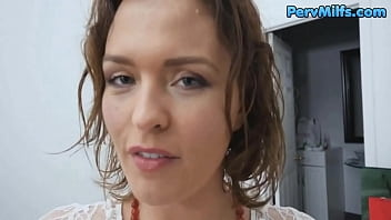 Horny Mother Fucking Son When Husband Not Home - PervMilfs